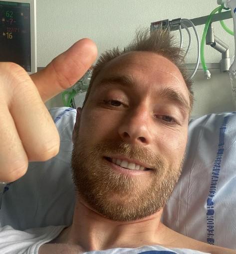 Ериксен: Добар сум и ќе навивам за Данска на следните натпревари!