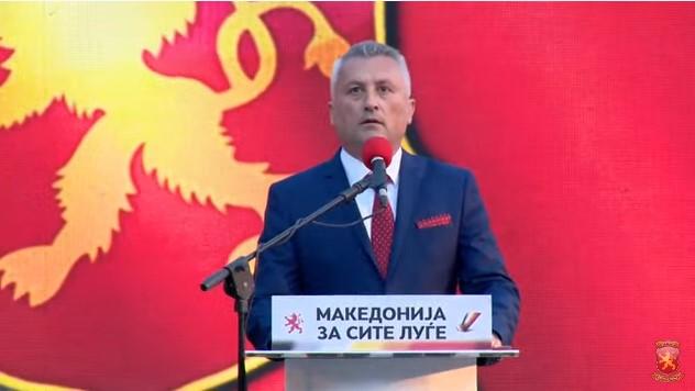 Сајкоски: ВМРО-ДПМНЕ продолжува да се бори за секој граѓанин