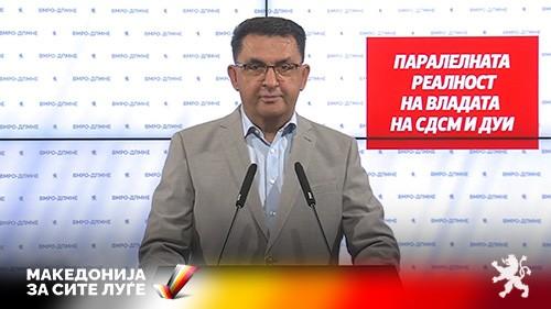 Славески: Поскапувањето на горивата не е еколошка такса, туку кризен данок