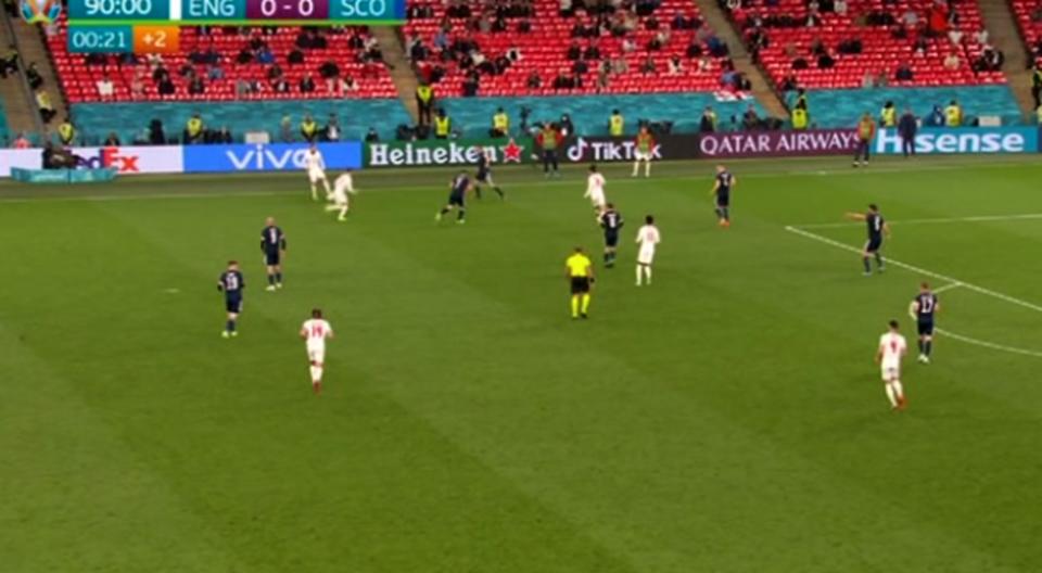 Aнглија и Шкотска одиграа без голови
