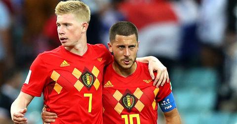 Паника во тимот на Белгија: Де Брујн и Азар потешко повредени?