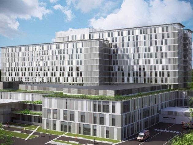 Поевтино е да се гради нова зграда, отколку да се реновира, вели директорот на Новиот клинички центар во Белград, кој е во завршна фаза