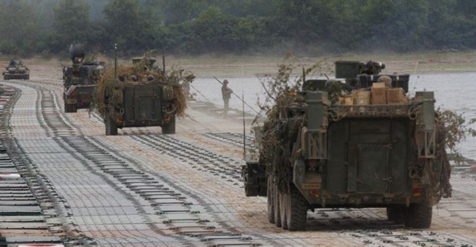 Бугарија се подготвува за голема воена вежба со НАТО