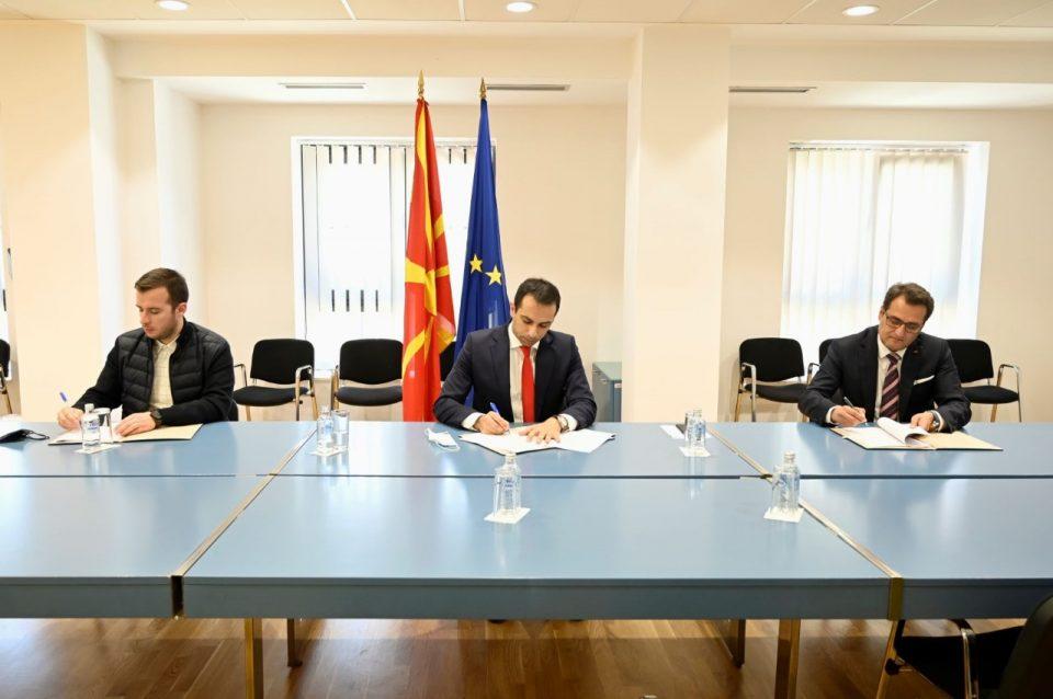 """Бочварски: Потпишан договорот за изградба на браната """"Отиња"""" во Штип"""