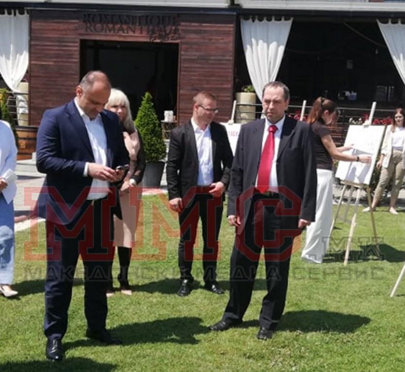 Ангелов: Бајден не може да изврши никаков притисок, Бугарија само си ги штити националните интереси