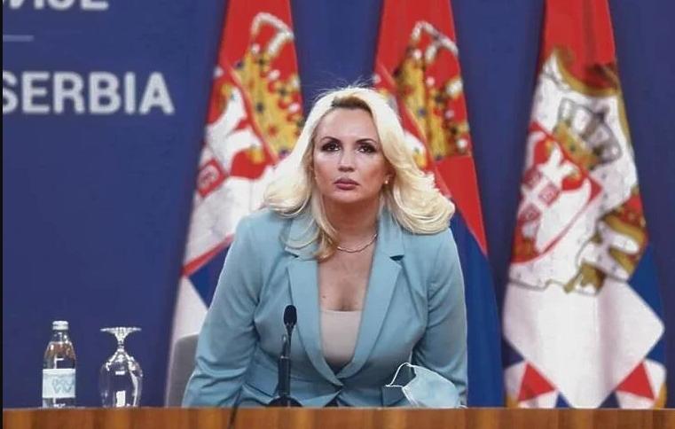 Косово и забрани влез на српската министерка Дарија Кисиќ-Тепавчевиќ