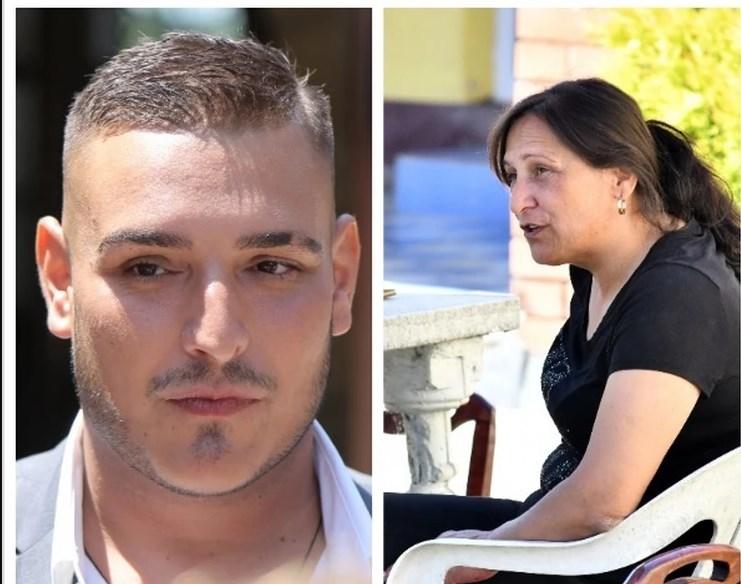 Му реков да не се враќа, вели мајката на Дарко Лазиќ откако пејачот замина за Германија