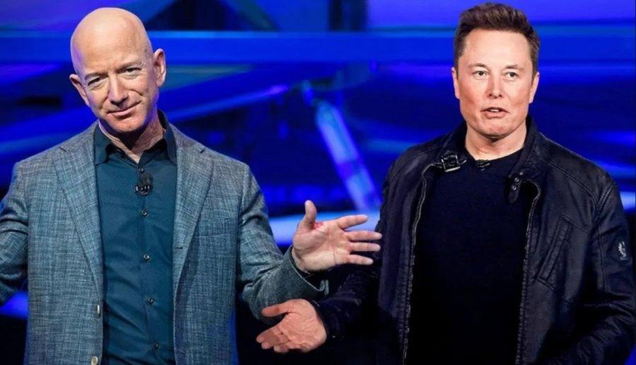 Додека милиони гладуваат на земјата, Безос и Маск се забавуваат во вселената: Гутереш ги искара милијардерите