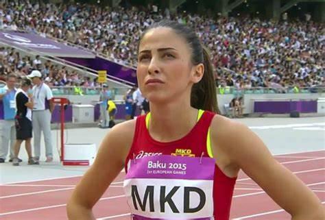 Дрита Ислами со нов македонски рекорд на 400 метри со пречки!