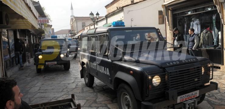 Детали за пукањето во Чаршија: Еден в станица, еден в болница