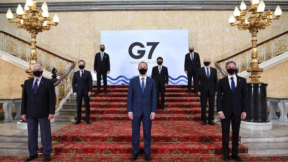 Борис Џонсон: Земјите од Г7 мора да се посветат на обезбедување вакцини за целиот свет