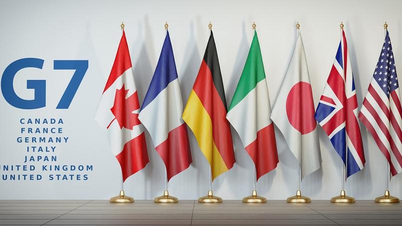 Почнува самитот на Г-7