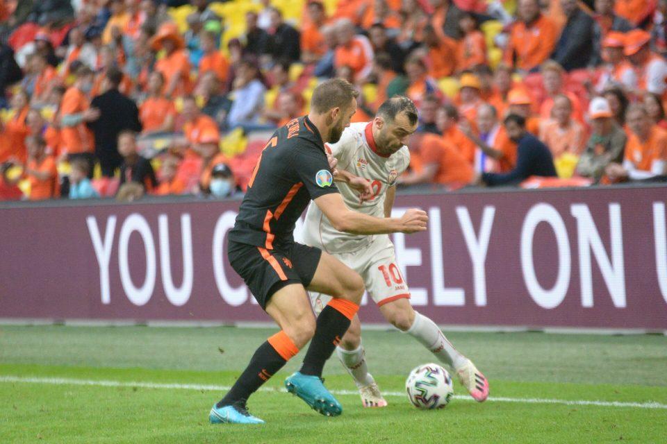 Добра игра, лош резултат за македонските фудбалери на полувремето против Холандија