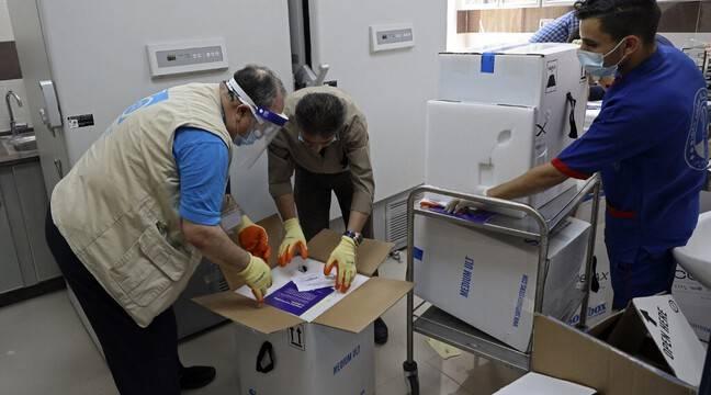"""Израел ќе ѝ даде на Палестина 1,2 милиони дози вакцини """"фајзер"""""""
