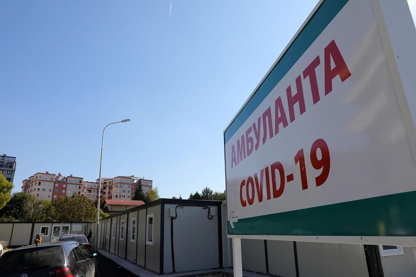 Пет лица што се заразиле со Ковид 19 на патување се хоспитализирани во болница во Прилеп