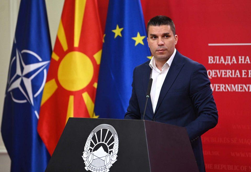Николовски: Директивата на САД е порака кон оние кои работат против Охридскиот и Преспанскиот договор