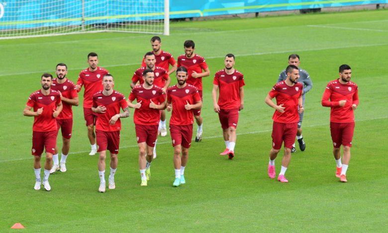 """Фудбалерите денес ќе тренираат на """"Јохан Кројф"""" Арената"""