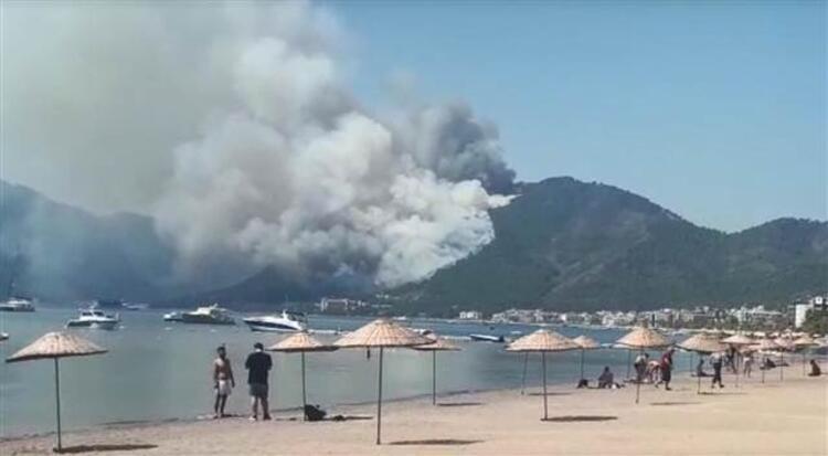 Прва жртва во големиот пожар кај Мармарис, огнот сè уште надвор од контрола