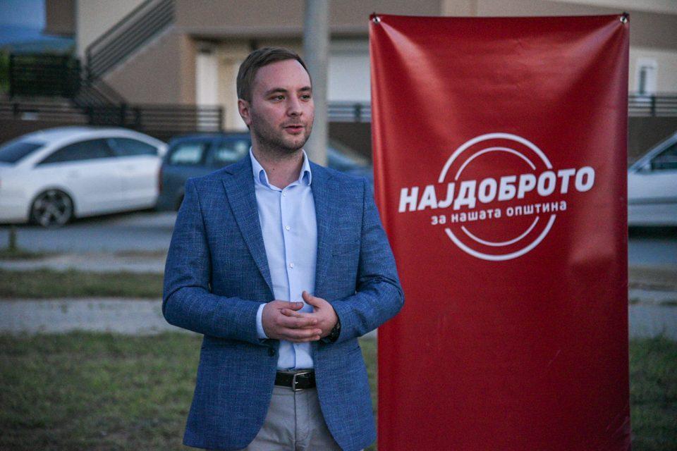 Попов: Машината на СДСМ е во погон