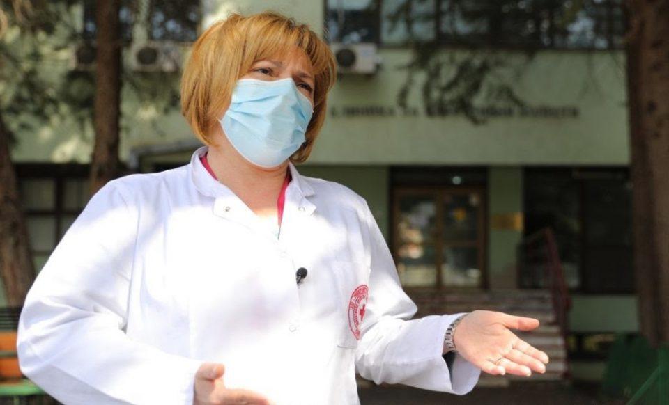 Д-р Стевановиќ: Вакцинацијата против Ковид-19 е надеж дека животот ќе се врати во нормала