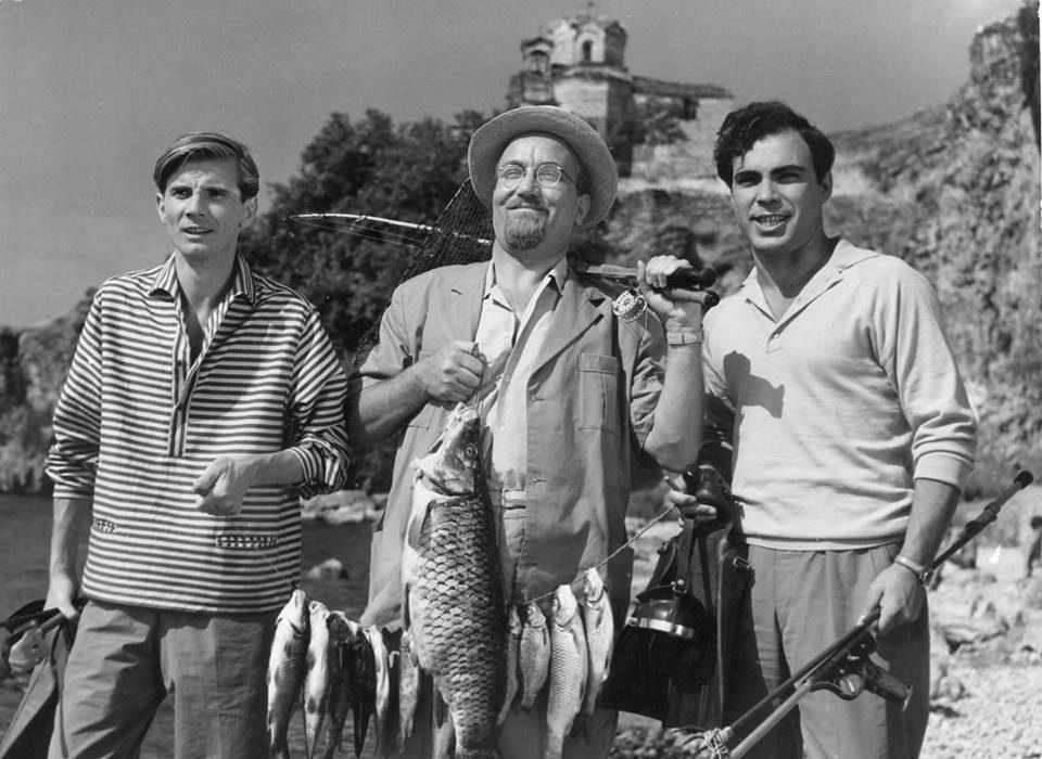 """""""Мирно лето"""" е еден од класиците на македонската кинематогрфија, рече д-р Чуповски на проекцијата во Кинотека"""