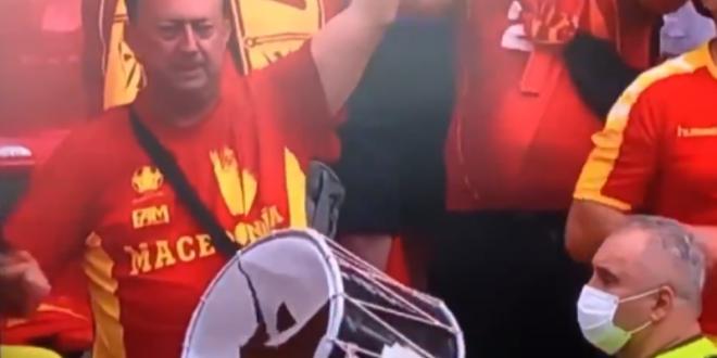 Го пробил тапанот од навивање – македонски навивч хит на социјалните мрежи
