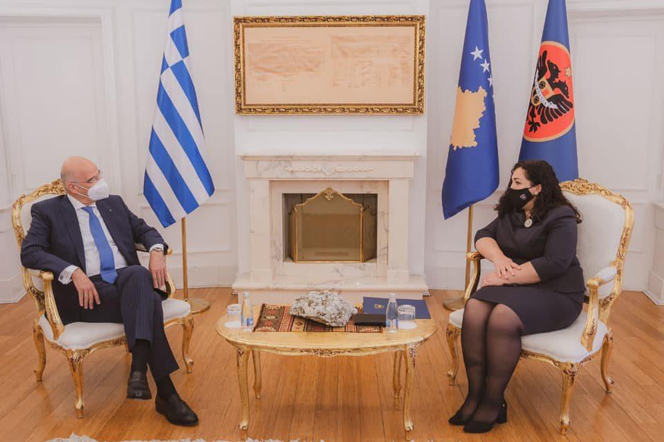 Средба Османи-Дендијас: На маса грчко признавање на Косово