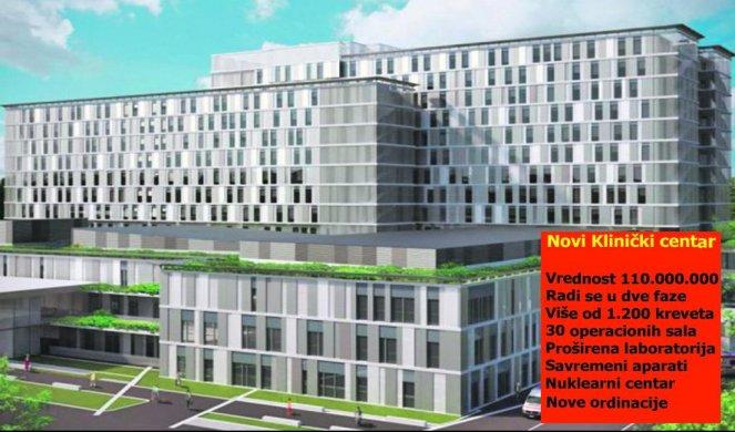 Филипче: Не може да се споредат градбите за Клинички центар во Србија и кај нас