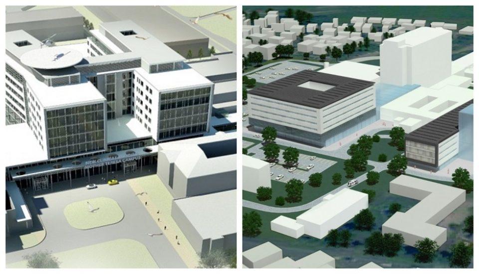 Единствената разлика во Клиничките центри е што Филипче и Заев сакаат да стават во џеб 400 милиони евра