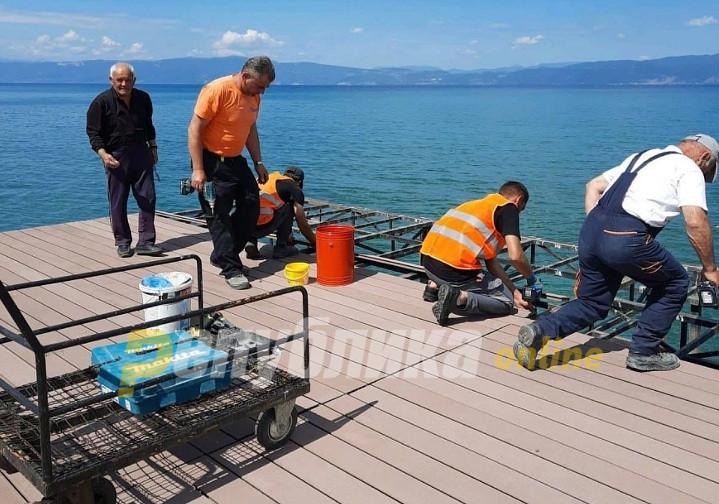 Заев: Извештајот на УНЕСКО за Охридското езеро треба да се прими како силен аларм за состојбата, ќе продолжиме понатаму со сите активности