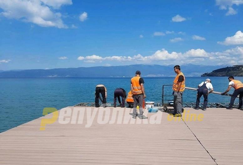 Гир: Дивоградбите покрај Охридското езеро треба да се отстранат