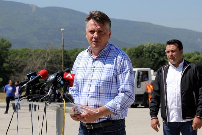 ВМРО-ДПМНЕ: Мрзеливиот Шилегов 3 месеци пред избори ветува проекти, а 4 години со прст нема мрднато