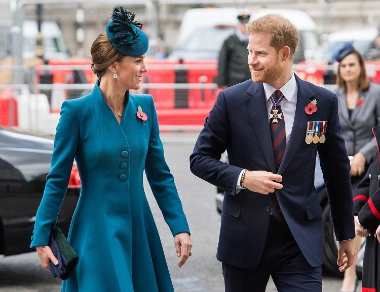 Првата слика од ќерка си принцот Хари ѝ ја испратил на Кејт Мидлтон