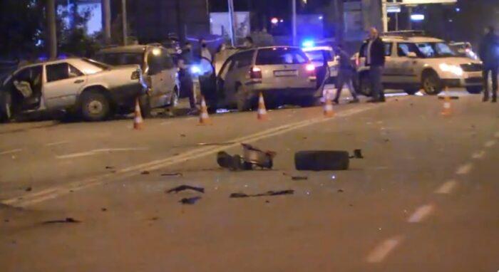 МВР: Двајца загинати, седум повредени, приведен возач од Батинци по тешката сообраќајка кај Усје