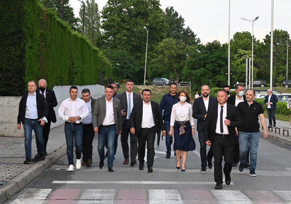 Мицкоски: Дури ни цел СДСМ не се исти, туку се заглавени и киднапирани од  Вице, Зоки, Рада, Путерот и Оли