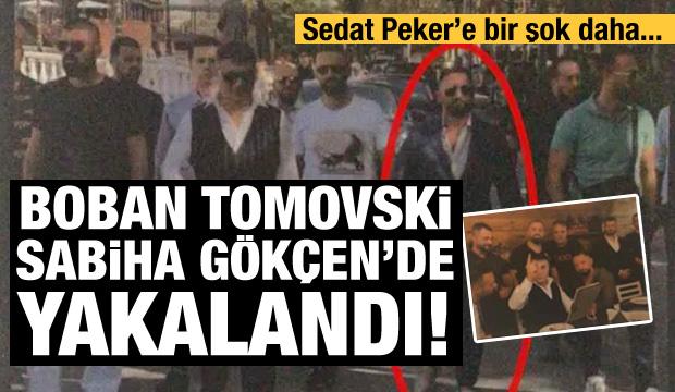 Бобан Томовски уапсен во Турција, бил десна рака на Седат Пекер за шверцот на дрога во Македонија
