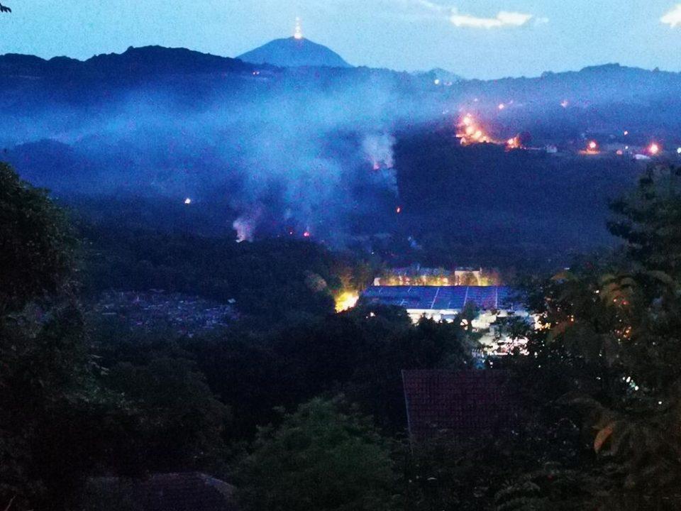 """Наредена евакуација по нова експлозија во фабриката """"Слобода"""" во Чачак"""