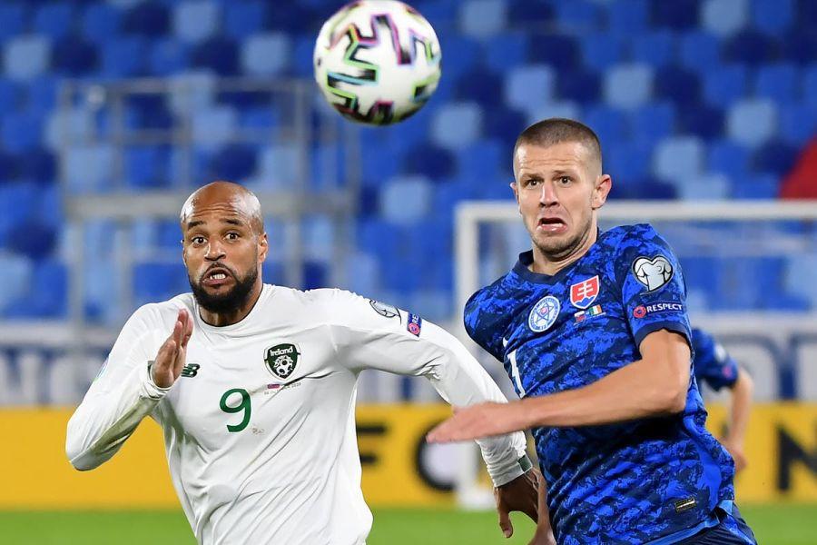 Ковид позитивен фудбалер во словачката репрезентација