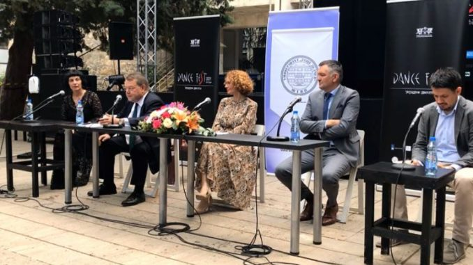 Катедрата за танц при УГД доби простории во Домот на Армијата во Скопје
