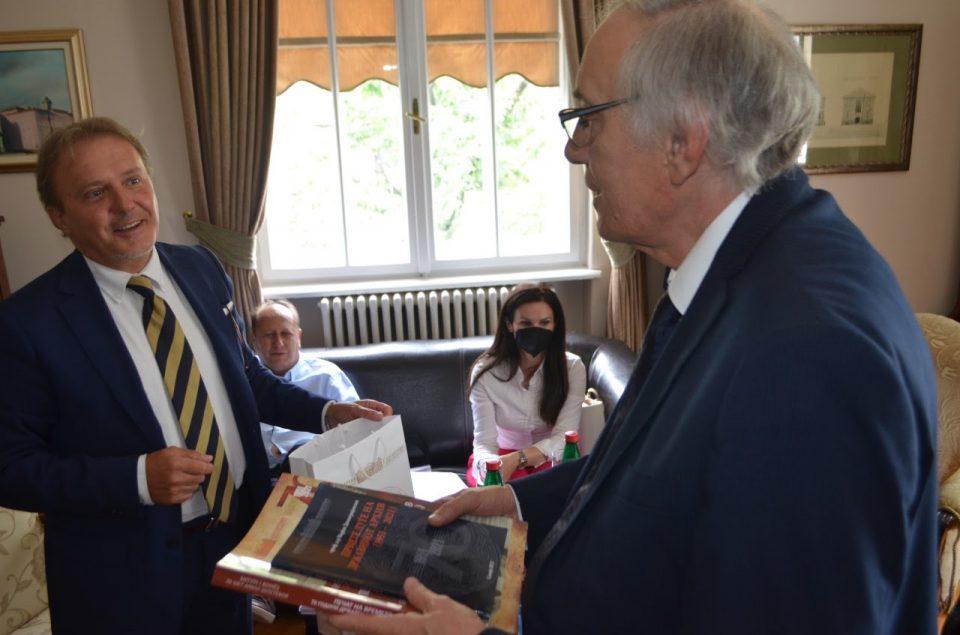 Постигнат договор за интензивирање на дигитализацијата на архивската граѓа од Архивот на Југославија