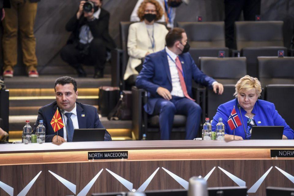 Почна самитот на НАТО во Брисел, Македонија првпат како полноправна членка
