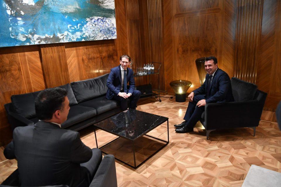 Курц: Крајно време е Македонија да ги започне преговорите со ЕУ