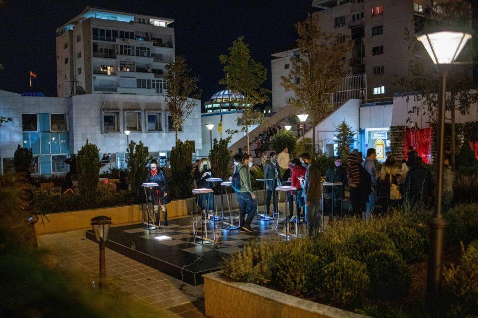 Филмови, концерти и претстави на зелените покриви во Скопје