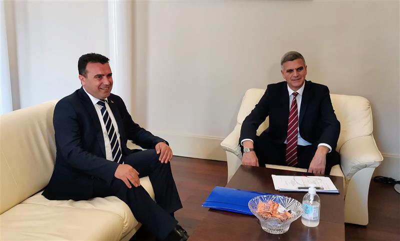 Во бугарски медиуми се шпекулира дека дека една од петте формулации во македонскиот предлог се однесува за јазикот