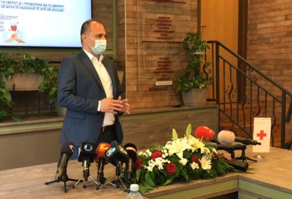 Филипче: Не планираме рестрикции, не гледаме никаков ризик од ширење на индискиот сој во земјава