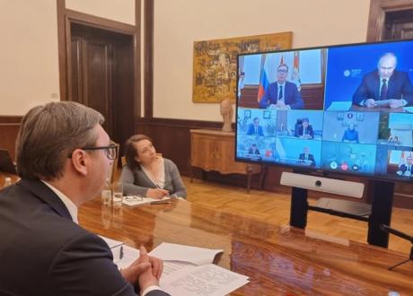 "Почна производството на ""Спутник В"" во Србија"