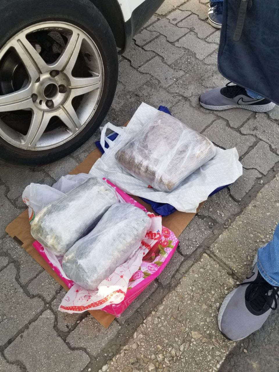 Апсење во Скопје, запленета дрога наменета за турскиот пазар