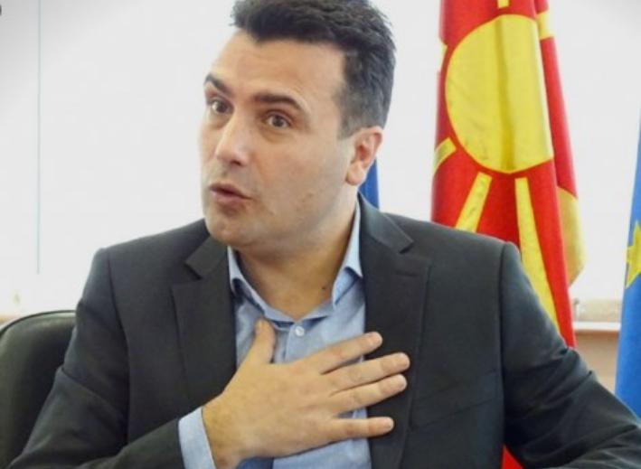 Героски: Со Заев не вреди да се дискутира, тоа е како да се игра шах со мајмун