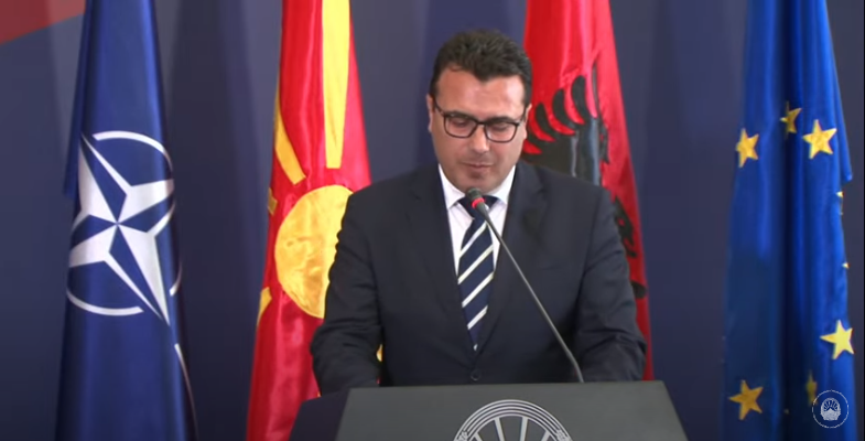 Героски: Мислам дека Ахмети не нѐ излажа и дека Заев навистина планира да ја жртвува химната