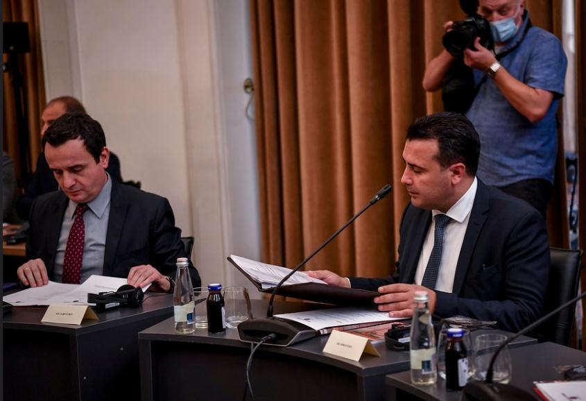 Заев во Тирана: Економскиот и инвестициски план на ЕУ ја поддржува регионалната интеграција